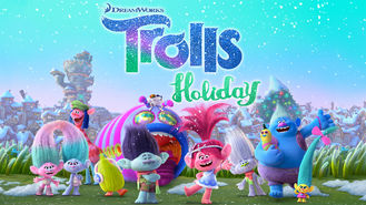 Netflix Box Art for Trolls Holiday Special